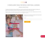 Mindful Tools for SEL — Yoga Ed.