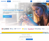Coursera - Online Courses & Credentials by Top Educators. Join for Free