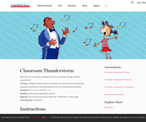 Classroom Thunderstorm