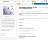 Rube Goldberg Assignment for 21st Century Skill Development