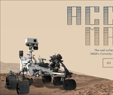 Access Mars - A WebVR Experiment