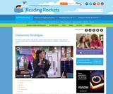 Reading Rockets- Classroom Strategies