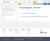 FCC: Knowledge Insider — Globalization