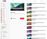 Philosophy Video Playlist