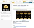 Assessment Webinar Series from Sun West