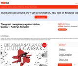 The Great Conspiracy Against Julius Caesar
