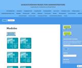 Saskatchewan Reads for Administrators: Modules