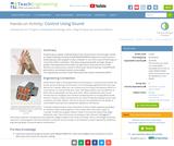 Control Using Sound