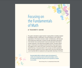 Focusing on the Fundamentals of Math K-8 - From ON