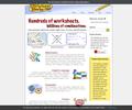Worksheet Builder from Worksheet Works