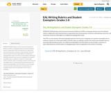 EAL Writing Rubrics and Student Exemplars: Grades 1-8