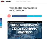 These 8 Books Will Teach You About Empathy – A.J. JULIANI