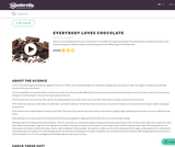 Everybody Loves Chocolate Experiment