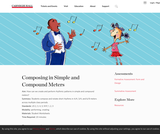Composing in Simple and Compound Meters