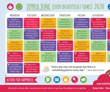 Action for Happiness - Joyful June