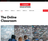 Online Classroom - Canadian Geographic Educator