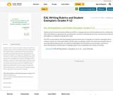 EAL Writing Rubrics and Student Exemplars: Grades 9-12
