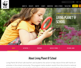 Living Planet @ School - WWF