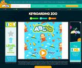 Keyboarding Zoo