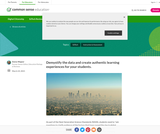 6 Free Tools for Teaching About Climate Change