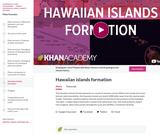 Cosmology and Astronomy: Hawaiian Islands Formation