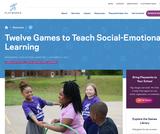 Twelve Games to Teach Social-Emotional Learning