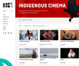 Indigenous cinema at the NFB (National Film Board)