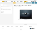 RCHS PeBL Mentor Sharing Video - Robotics