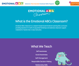 Emotional ABCs - SEL in the classroom