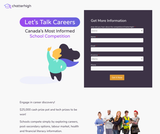 Let's Talk Careers: Canada's Most Informed School Competition
