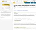 Computer & Digital Technology - 10-12 (High School) Sun West
