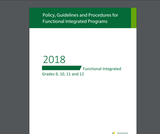 Functional Integrated Grades 9, 10, 11 and 12 for Saskatchewan 2018