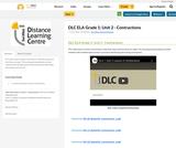 DLC ELA Grade 1: Unit 2 - Contractions