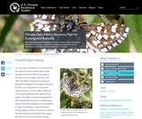 Climate Data Inform Recovery Plan for Endangered Butterfly