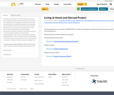Living at Home and Abroad Project
