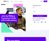 Code Academy - Learn to Code - for Free