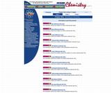 Chemistry Online Resource Essentials: Chapter 9 Bonding & Geometry