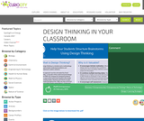 Design Thinking In your Classroom