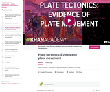 Cosmology and Astronomy: Plate Tectonics: Evidence of Plate Movement
