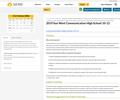 Communication Guidebook - 10-12 (High School) Sun West