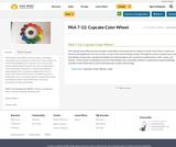 PAA 7-12: Cupcake Color Wheel