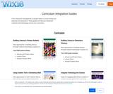Curriculum Integration Guides