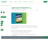 Agriculture Reporter