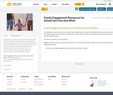 Family Engagement Resources for School Use from Sun West