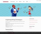 Exploring String Techniques