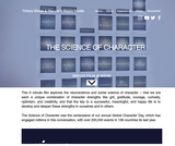 Let it Ripple - The Science of Character (Videos)