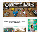 4 Super Easy Budget Friendly Projects for Your Makerspace