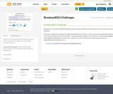 BreakoutEDU Challenges