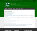 Examples of Year at a Glance Plans for K-12 from Bjorkdale