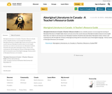 Aboriginal Literatures in Canada - A Teacher's Resource Guide